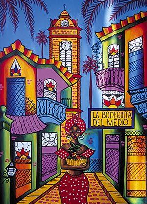 """La Bodeguita"" by Cladys Castaneda"