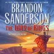 Original epic high fantasy with interesting characters and good, twisting storylines.