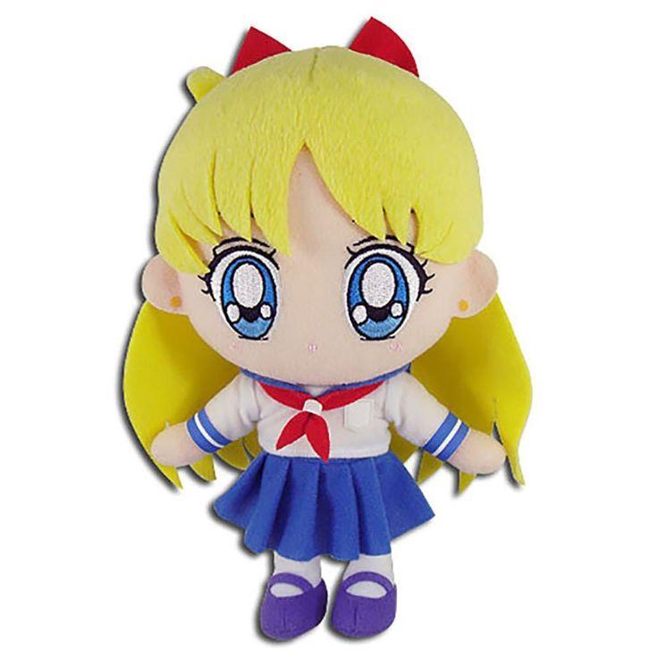 Official Mina (Minako / Sailor Venus) plushie https://www.amazon.com/Sailor-Moon-Plush-Minako/dp/B071VT939D/ref=as_li_ss_tl?s=toys-and-games&ie=UTF8&qid=1500940288&sr=1-4&keywords=sailor+moon+plush&linkCode=ll1&tag=mypintrest-20&linkId=a51b92a3cdd6ccd7334b0b5d71399141