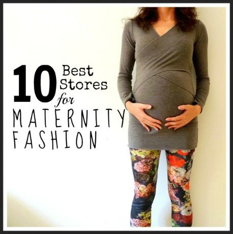 Shopping for the right clothes during pregnancy can be a real hassle. But it doesn't have to be! Check out the 10 best stores for maternity clothes.