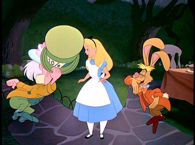 alice in wonderland 1951 | Alice in Wonderland Alice in Wonderland - 1951