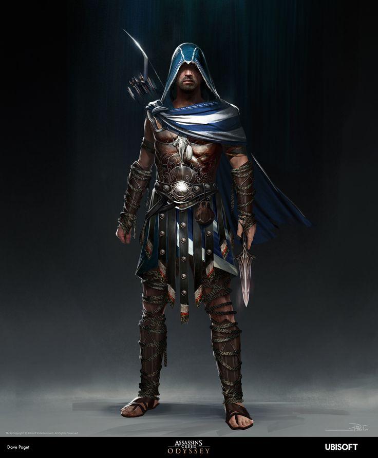 assassins creed odyssey assassins armor - 736×892