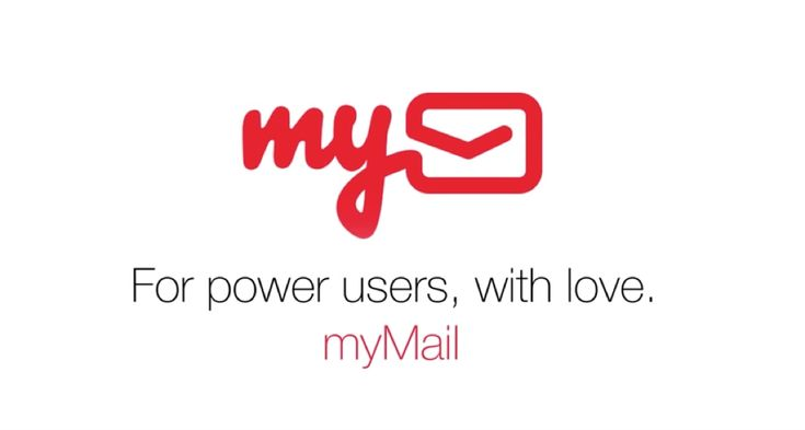 Manage all your email accounts with myMail #AndrewT #AndrewTPick