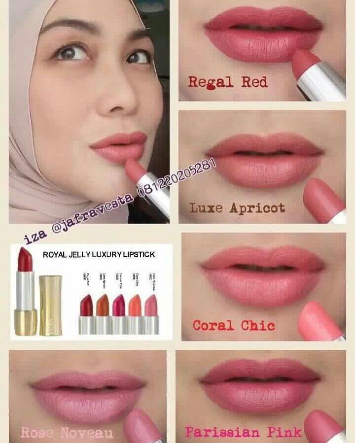 Untuk perawatan bibirmu ..