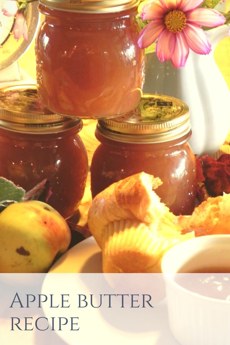 Apple cinnamon butter for when you have a surplus of apples in the autumn. This recipe contains no dairy and is vegan