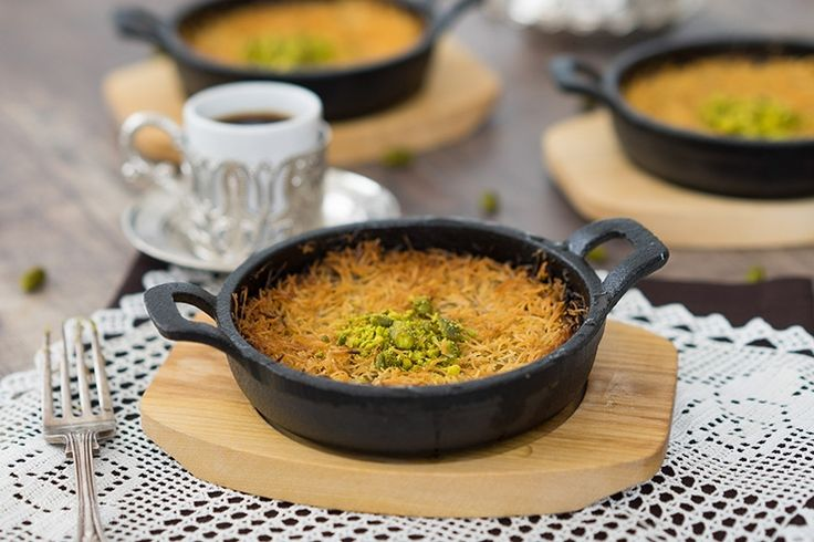 Künefe / konafa  Orientalisches Dessert
