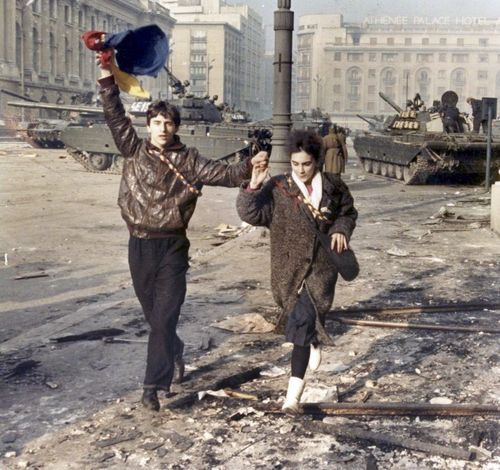 Romanian revolution, December, 1989 Album