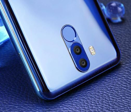Oukitel K6 is a smartphone with 6-inches and edge-to-edge/FullView display with 18:9 aspect ratio. This model has facial recognition technology (FaceID) as well as fingerprint recognition.