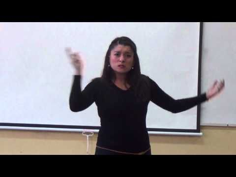 Run run se fue pa'l norte interpretada en Lengua de Señas Chilena - YouTube