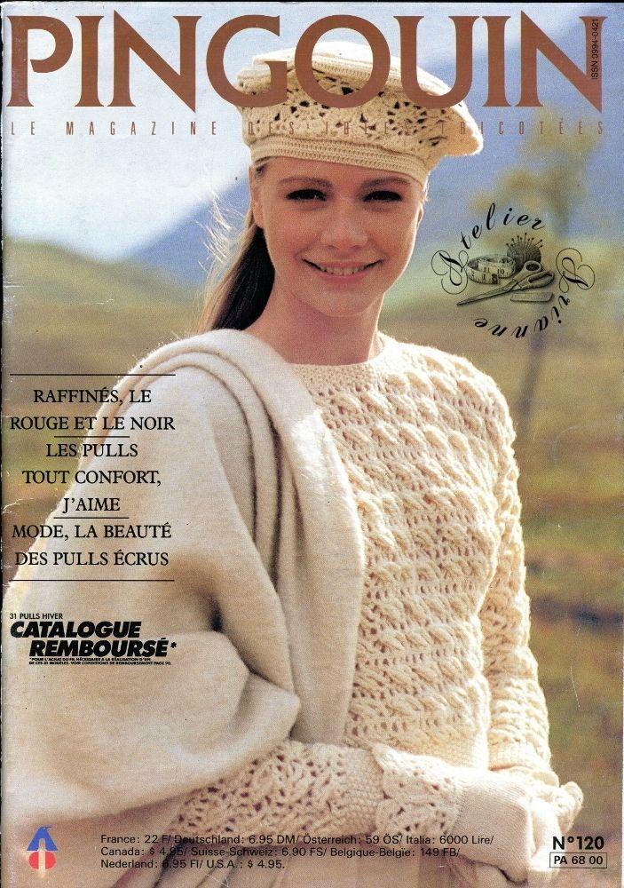 Tricot mod les magazine pingouin 4 99 eur - Magazine de decoration interieure gratuit ...