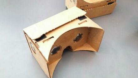 Google'ın Sanal Gerçeklik Gözlüğü Cardboard (Video) - Haberler - indir.com #cardboard