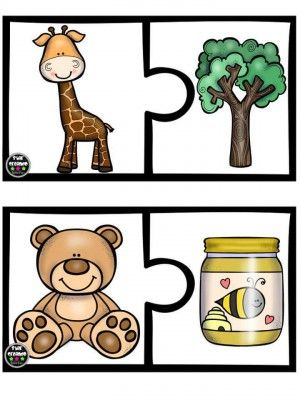 Puzle animales vs alimento (1)