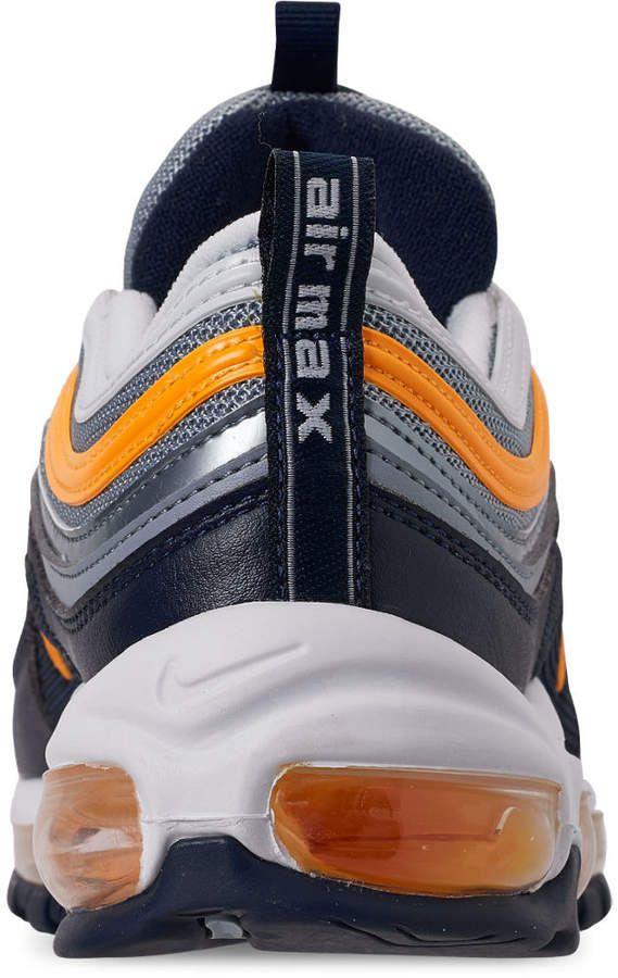air max 97 arancioni