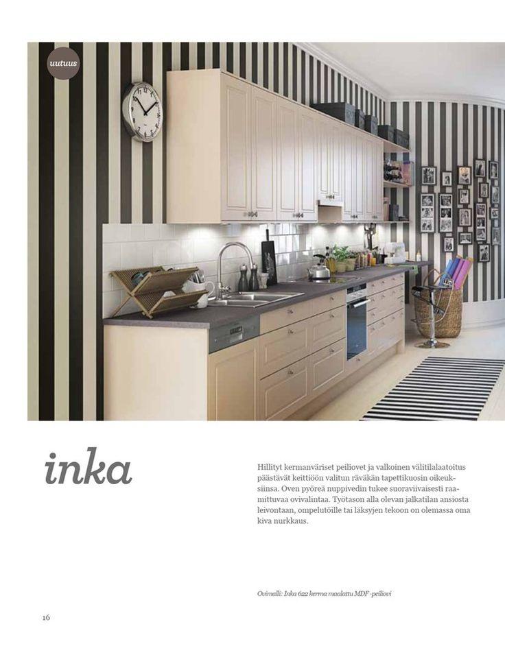 23 parasta kuvaa keittiö ideoita Pinterestissä  Saaret,Alvar aalto ja Pesua