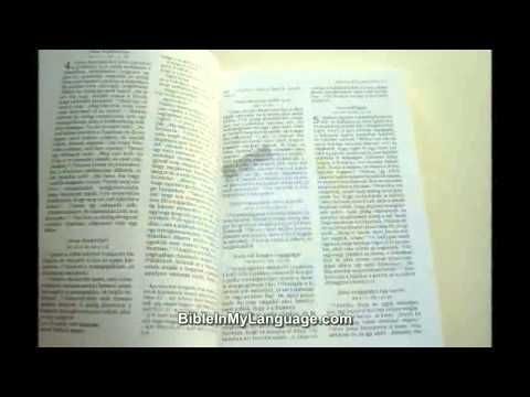 Hungarian New Testament and Psalms / Újszövetség és Zsoltárok
