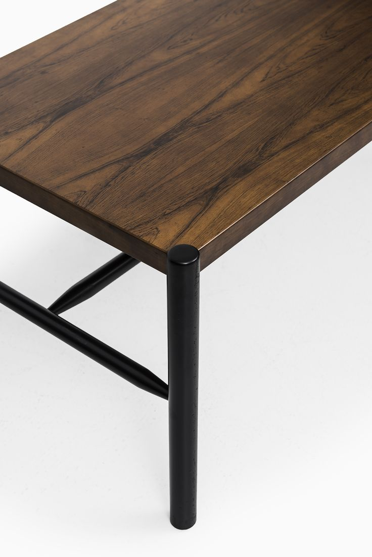 Arne Norell coffee table in rosewood at Studio Schalling