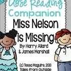 FREE! Close Reading is one of the strategies teachers implement with the Common Core.  This Close Reading Companion for the picture book Miss Nelson is m...