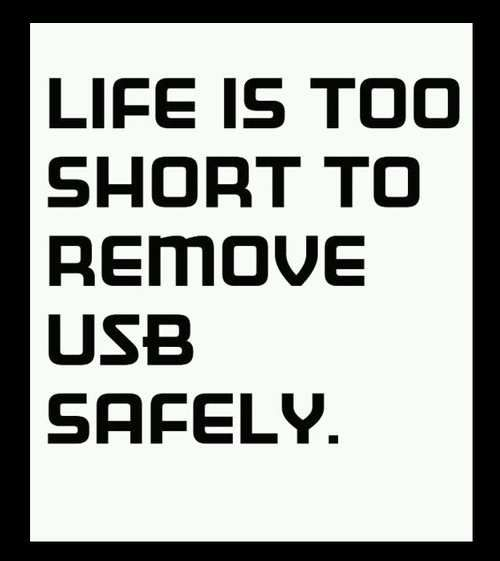 Awesome.: Life, Quotes, Removal Usb, So True, Funny Stuff, Shorts, Humor, Usb Safe, True Stories