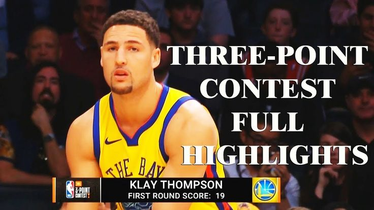 Three Point Contest Championship Round Full Highlights 2018 NBA All Star
