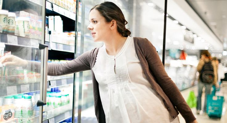 Pregnancy nutrition makeover: Shopping list