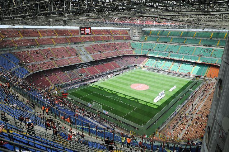 Stade san siro, Milan