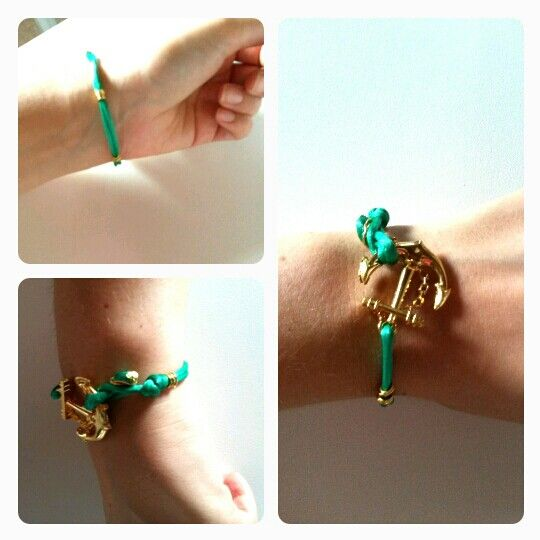 Ancora marina #bracelet #kricki #madewithlove #homemade #askme #newtrend