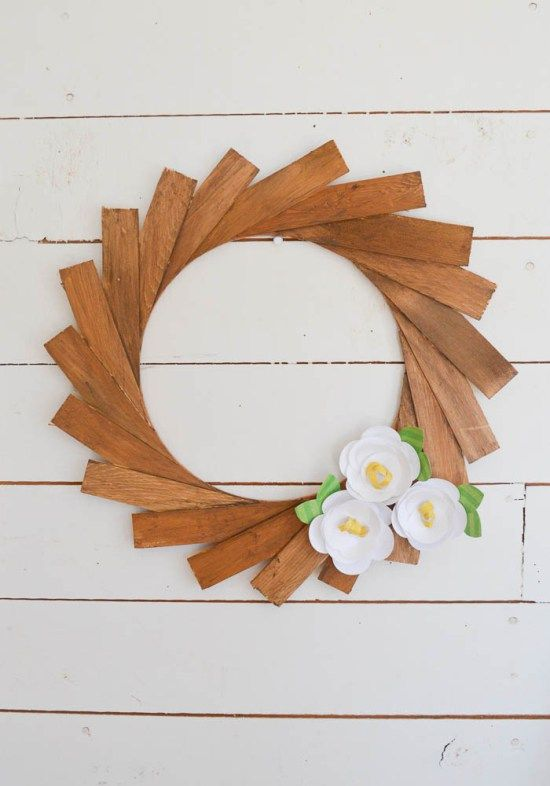 20 Creative Wreath Ideas You Have To See To Believe • Grillo Designs