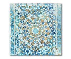 "Dekoracja ścienna ""Incense Mandala"", 40 x 40 cm"