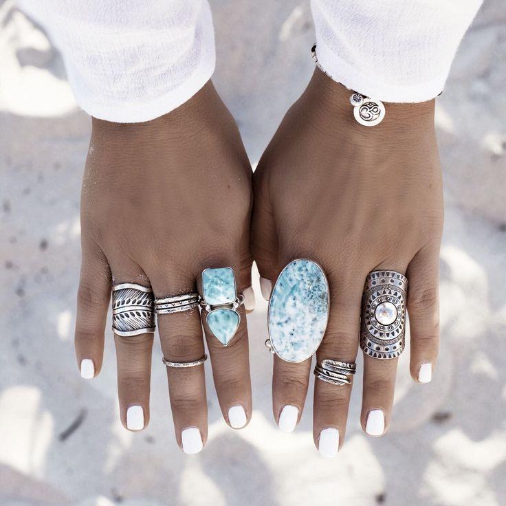 GypsyLovinLight wearing Embella Jewellery