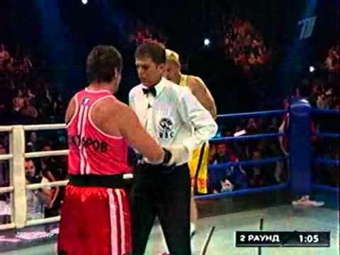 Дольф Лундгрен против Олега Тактарова. - YouTube