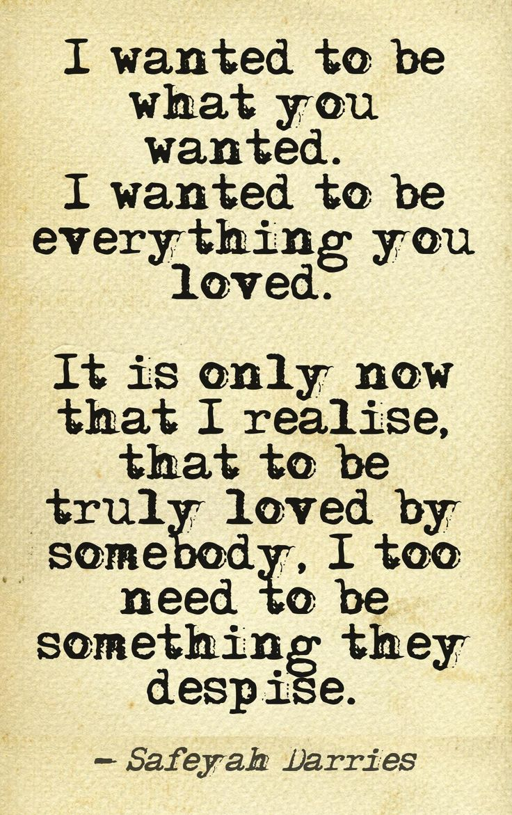When things don't work out with an ex, just know there's somebody out there who will show you why.