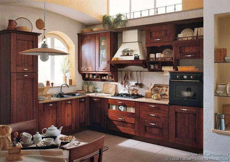 443 best popular pins images on pinterest dream kitchens for Italian kitchen