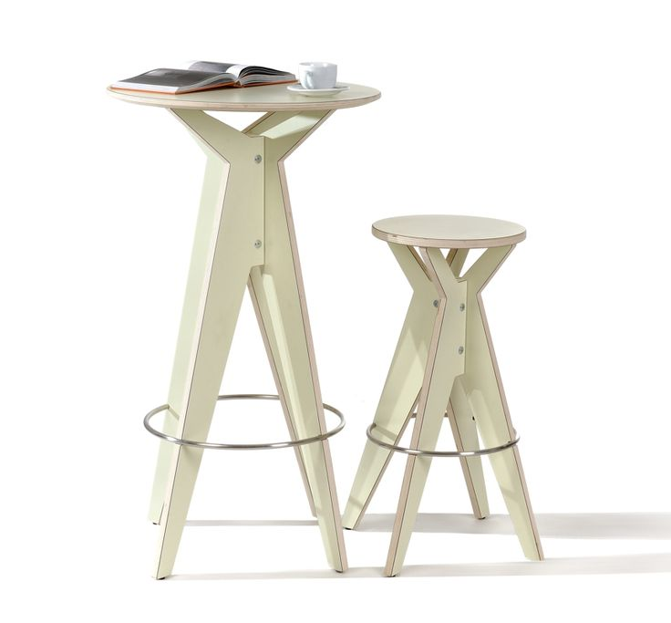Bar table Raio & Hocker Who'Care