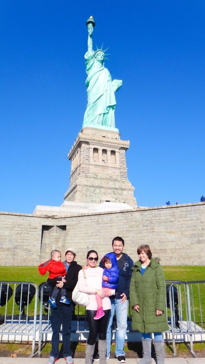 How To Survive Sightseeing In New York With Toddlers