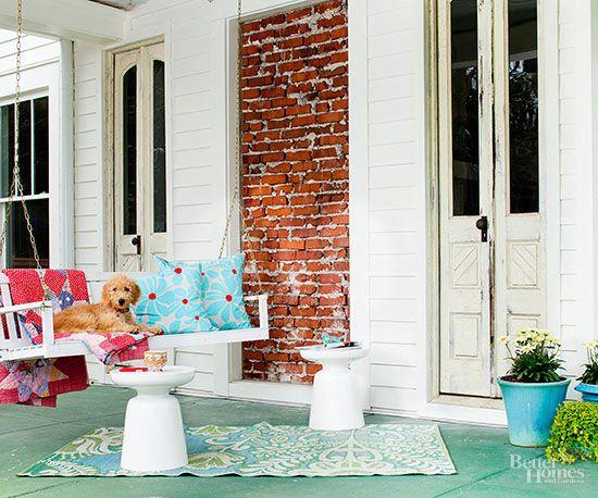 A Better Porch Retreat