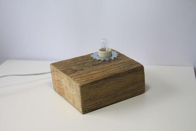 "Lampa ""Słoneczko 2"" - Blauth-Hand-Made - Lampy stołowe"