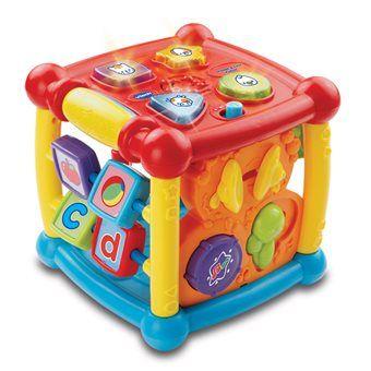 Baby- & Peuterspeelgoed bestel je bij fonQ.nl