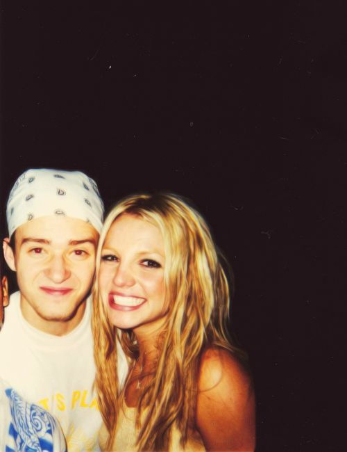 Back in the good ol' days when Britney Spears & Justin Timberlake were still together!