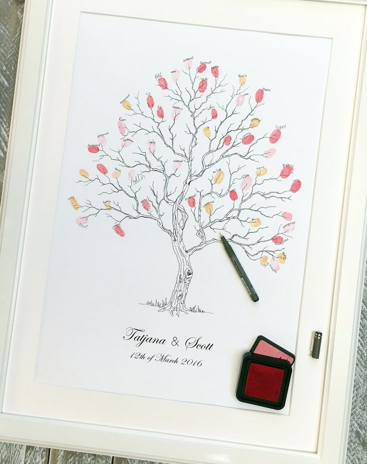 Unique idea for a 21st memento. 3 sizes, available & over 50 ink pads colours to select from. Archival quality paper & inks. Visit our website for more details at www.daisywood.com.au