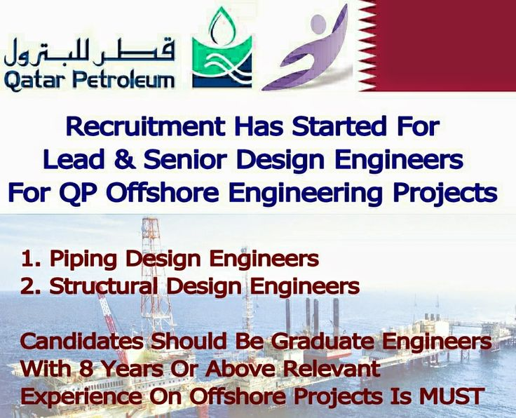 Recruitment has stated for Lead   Senior Design Engineers for QP - static equipment engineer sample resume