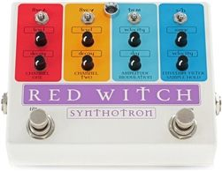 Red Witch Synthotron Synth Filter SYN001