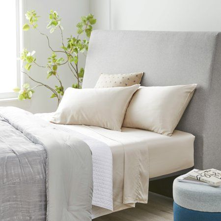 Modrn Luxury Sheet Set Made From 100 Bamboo Viscose Walmart Com In 2020 Luxury Sheets Luxury Sheet Sets Bamboo Sheets