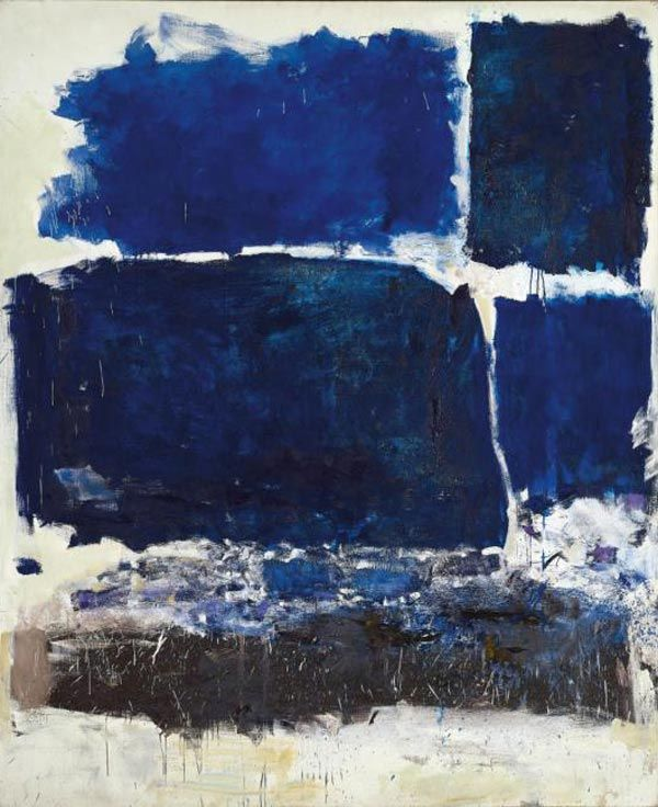 joan mitchellCouture Details, Joan Mitchell, Fashion Couture, Painting Art, Wedding Ideas, Abstract Art, Bedrooms Colours, House Art, Blue Art