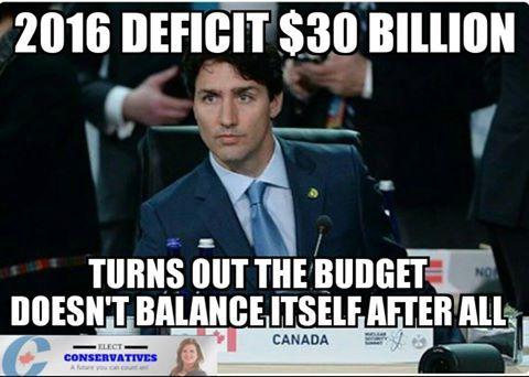 the deficit is not 30 billion, it is 130 bilion..idiot