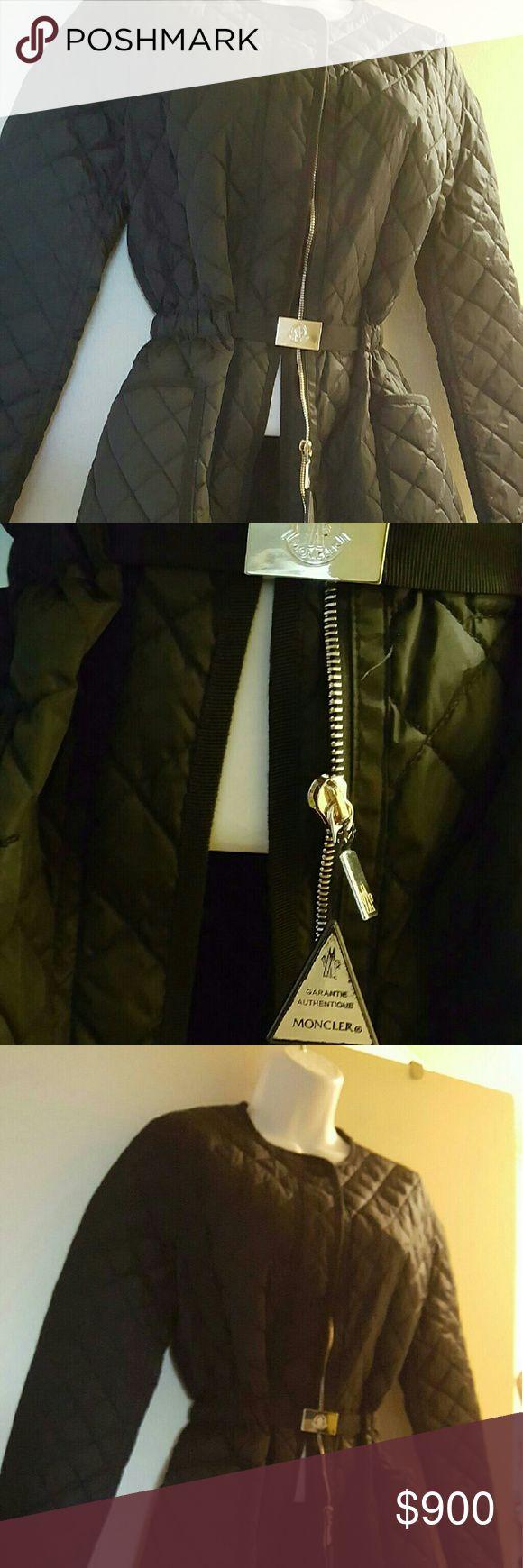 Moncler one size 2 blue &  10 green Moncler Ladies Winter coat Moncler Jackets & Coats Utility Jackets