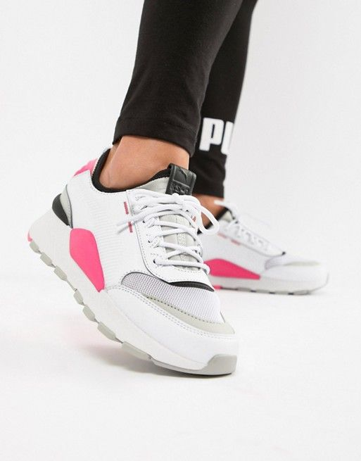 Puma RS-0 Sound White Trainers in 2019  ef269d91b3