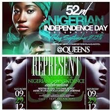 Nigerian Independence Day Party