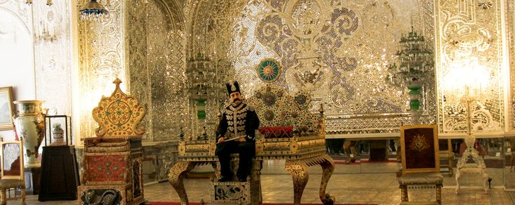 Golestan Palace: One of the Oldest Palaces in Tehran
