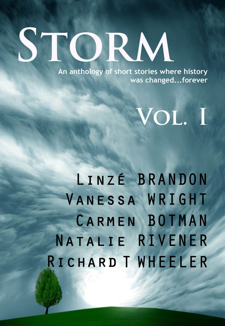 STORM Volume I (Anthology) https://www.smashwords.com/books/view/432342
