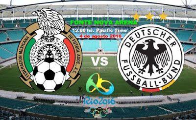 Blog de palma2mex : Río 2016 Fútbol Olímpico: México vs Alemania